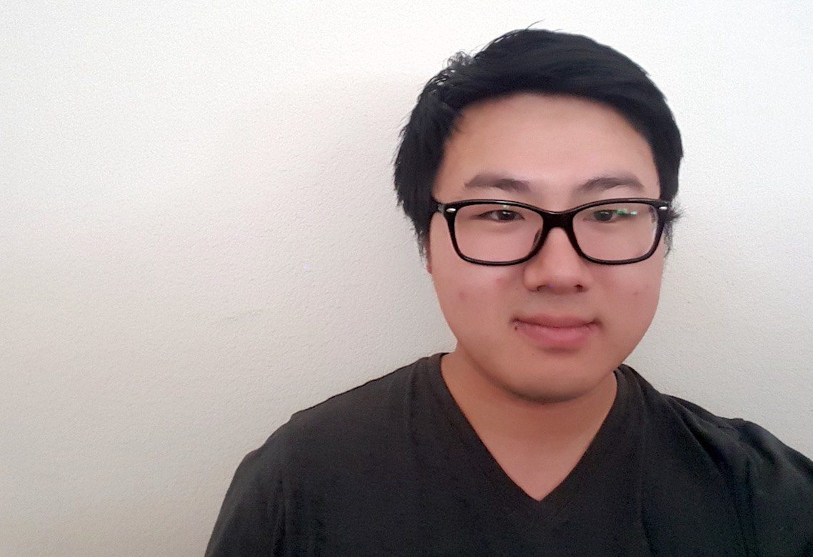 Michael Wang (pictured) thinks that the current affirmative action policies hurt Asian-American students