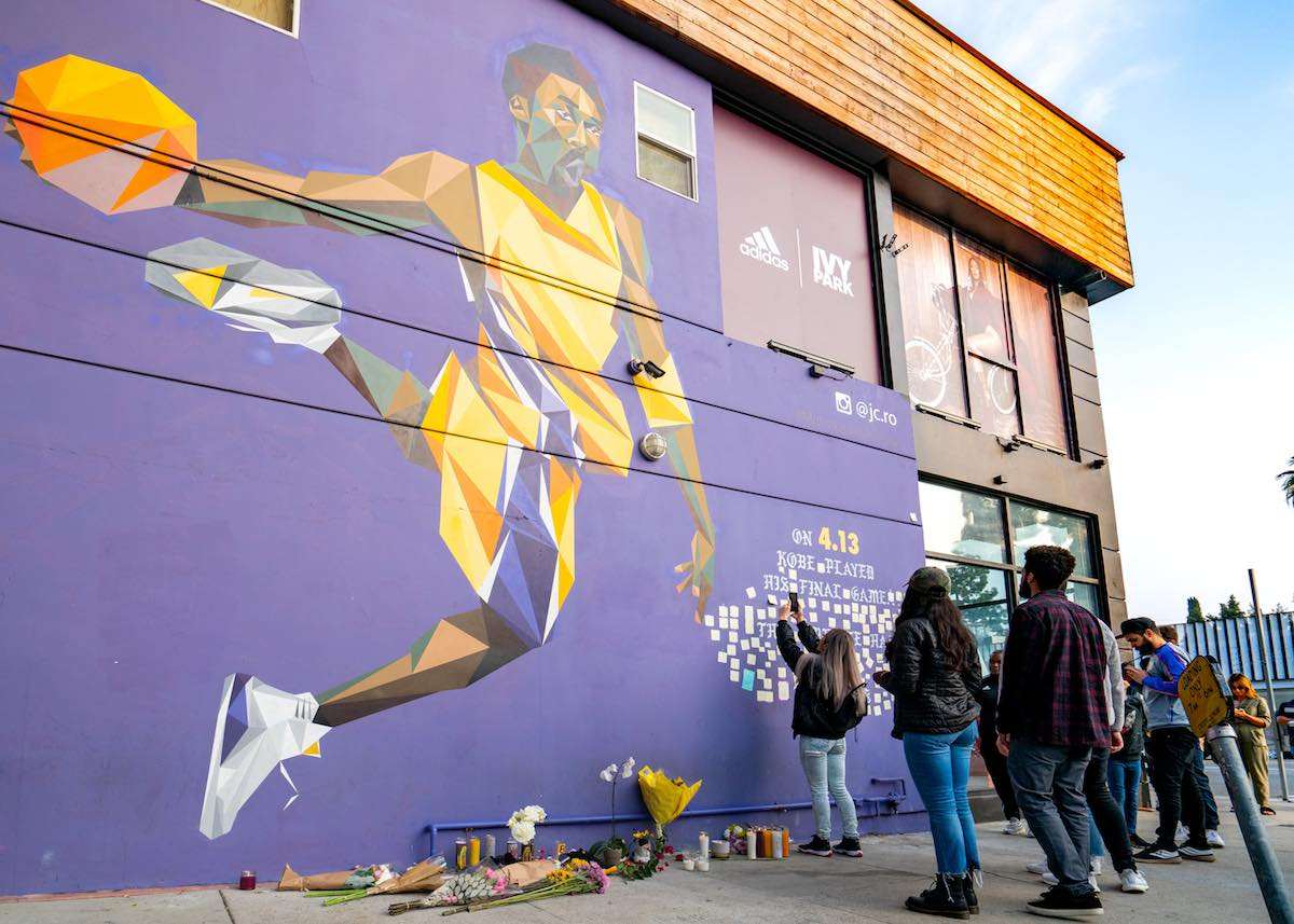 UCLA Students React to Death of Former Los Angeles Lakers Guard Kobe Bryant