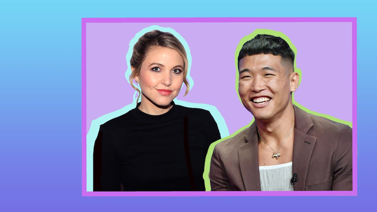 Quarantine with Comedians Taylor Tomlinson and Joel Kim Booster