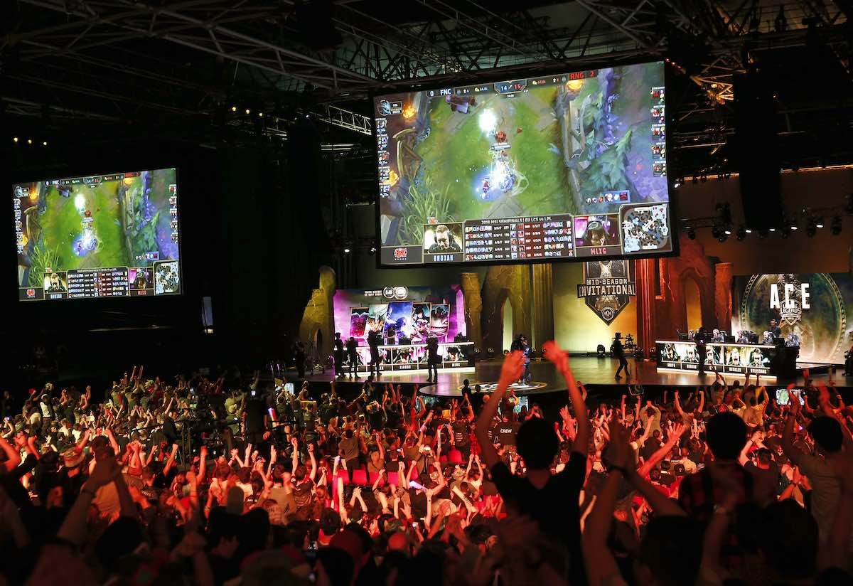 Opinion: With Olympics Postponed, Another Shot for Esports?
