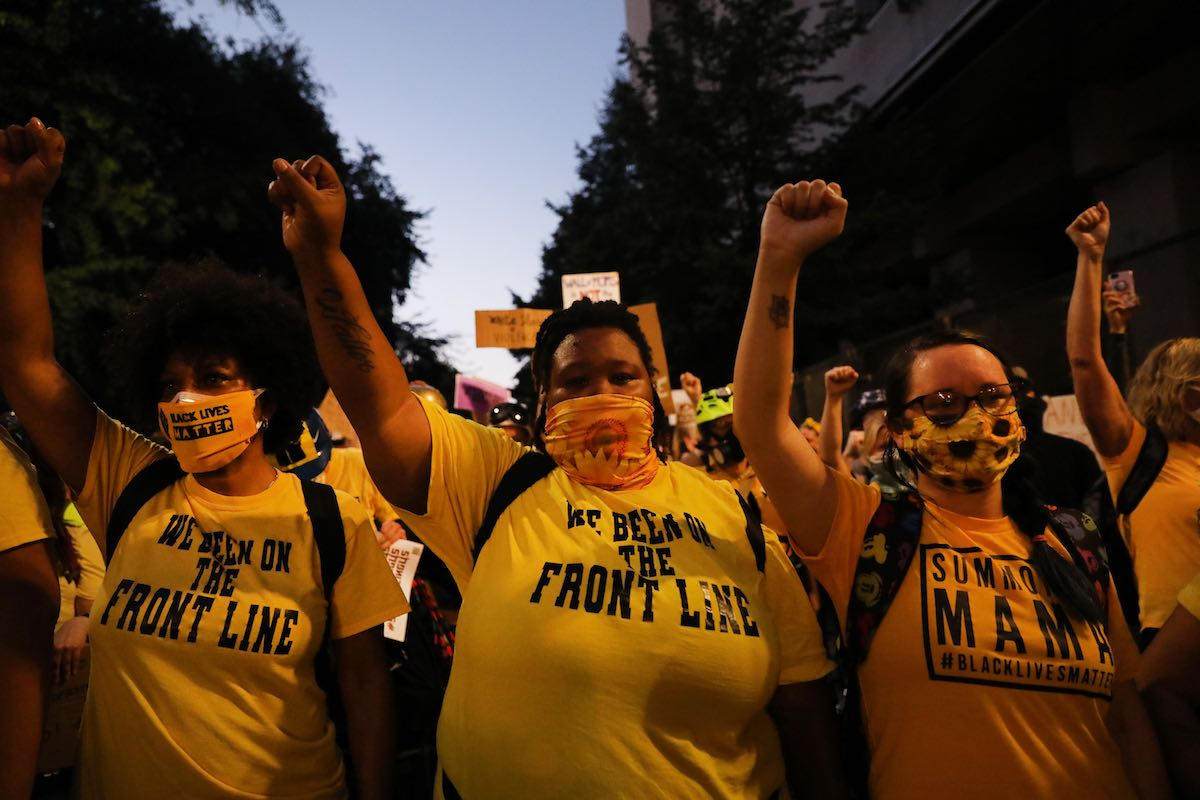 How Young Black Activists Are Fighting Police Brutality in Portland