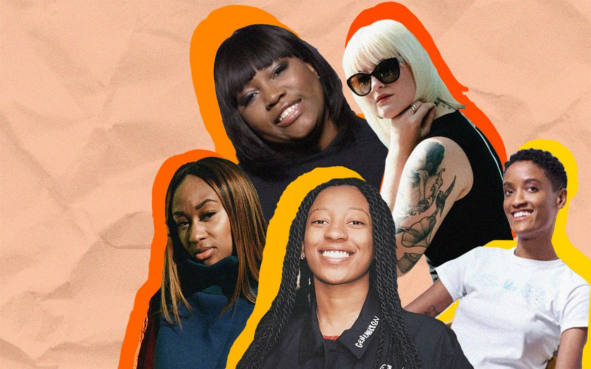 5 Womxn Producers to Look Out For