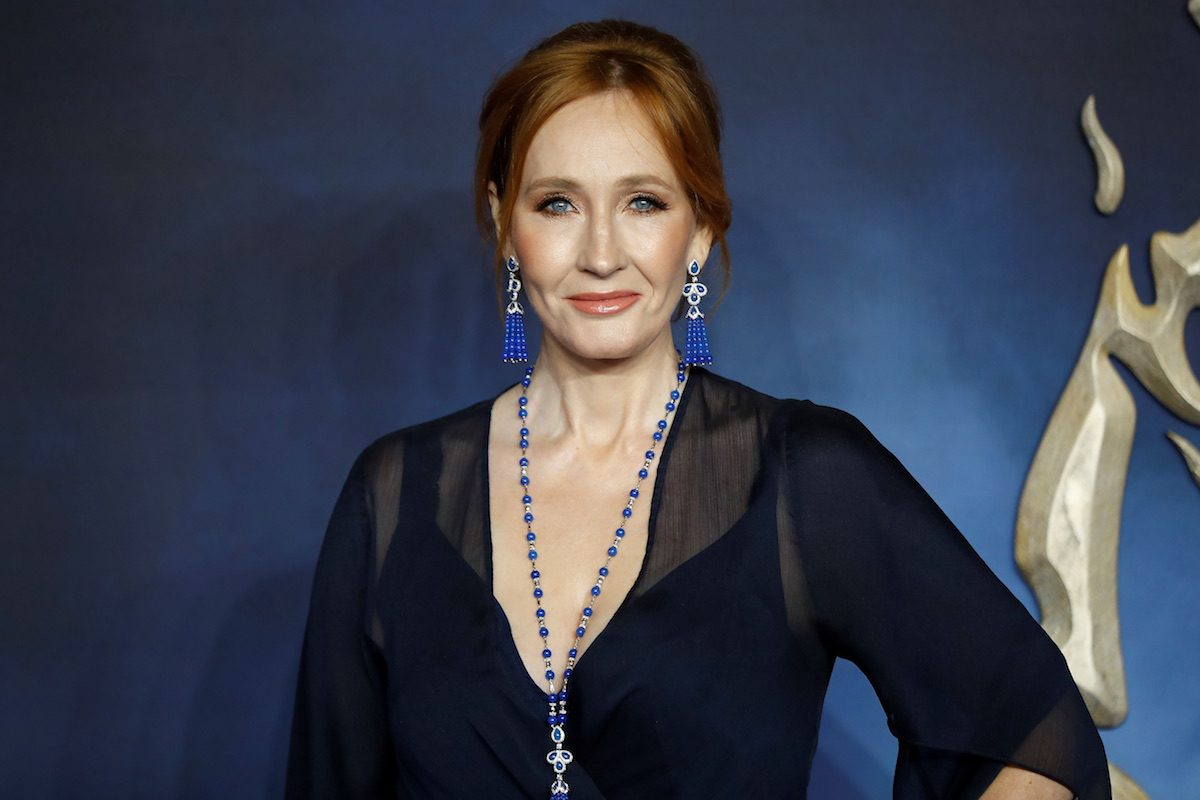 The Internet Is Not Happy with J.K. Rowling