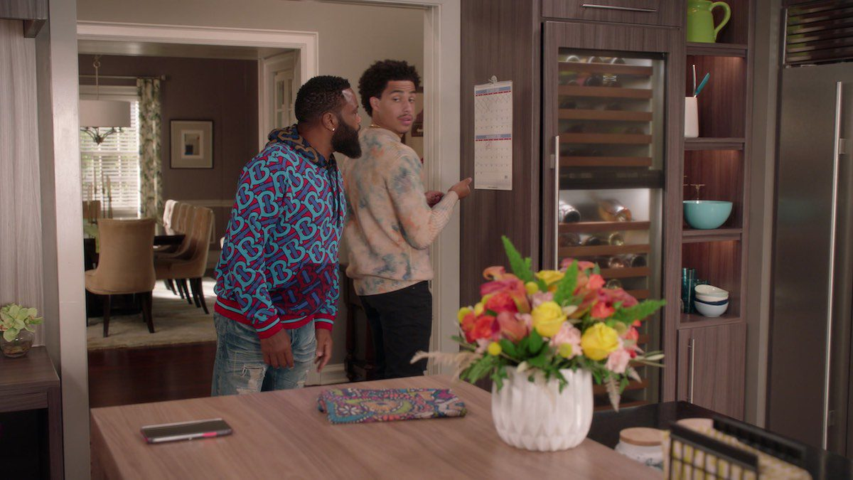 'black-ish' Recap: No Social Life Is 'Depressing' Pitfall of Distance Learning