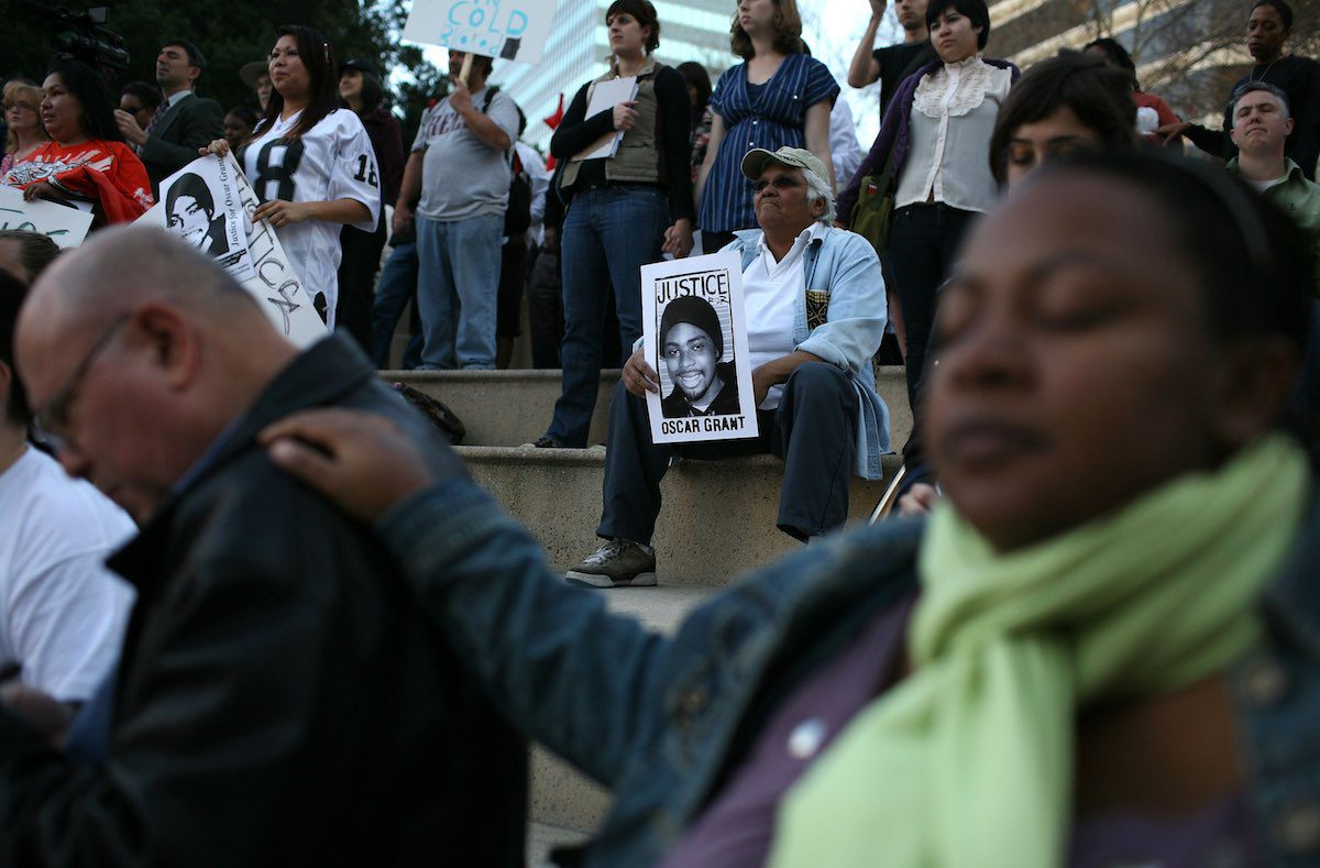 About Time! Prosecutors Reopen Fatal Police Shooting of Oscar Grant