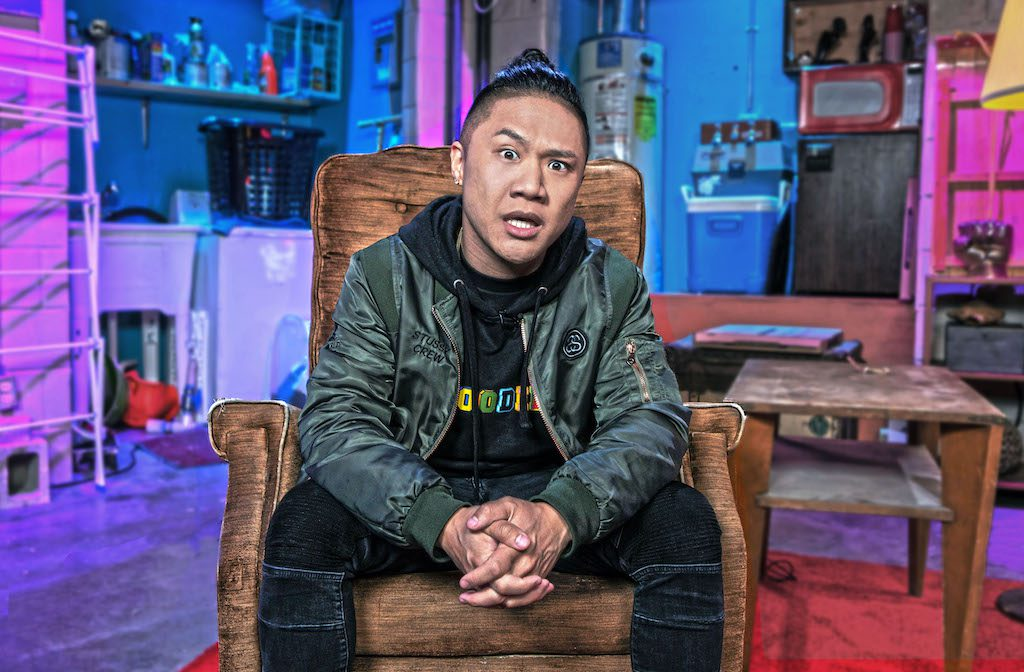 YouTube Star Tim Chantarangsu (fka Timothy DeLaGhetto) Draws the Line