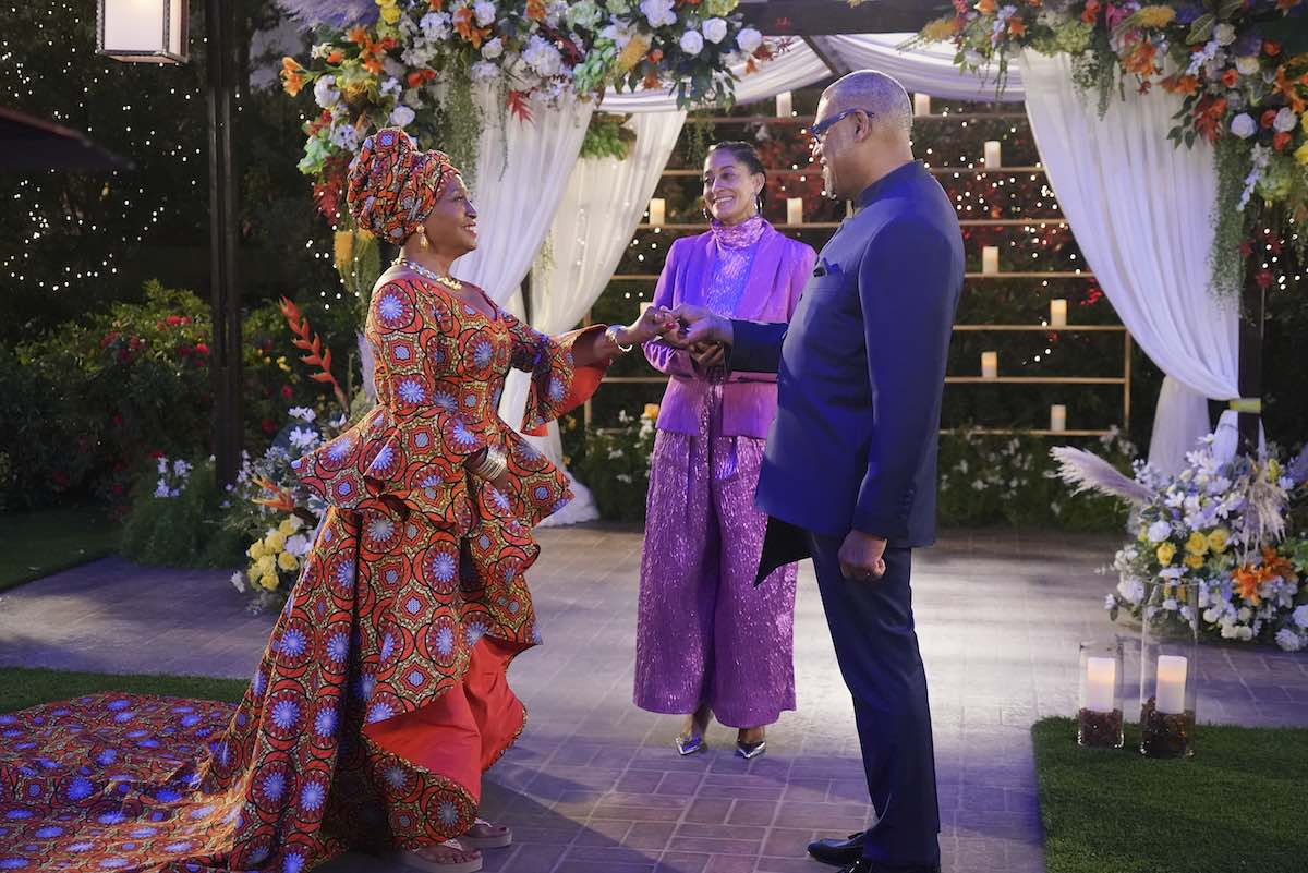 'black-ish' Recap: Uninvited Guests at a 'Wedding for the Ages'