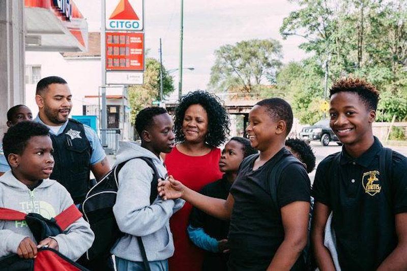 'Safe Space' for Chicago's Youth Expands Tech Offerings