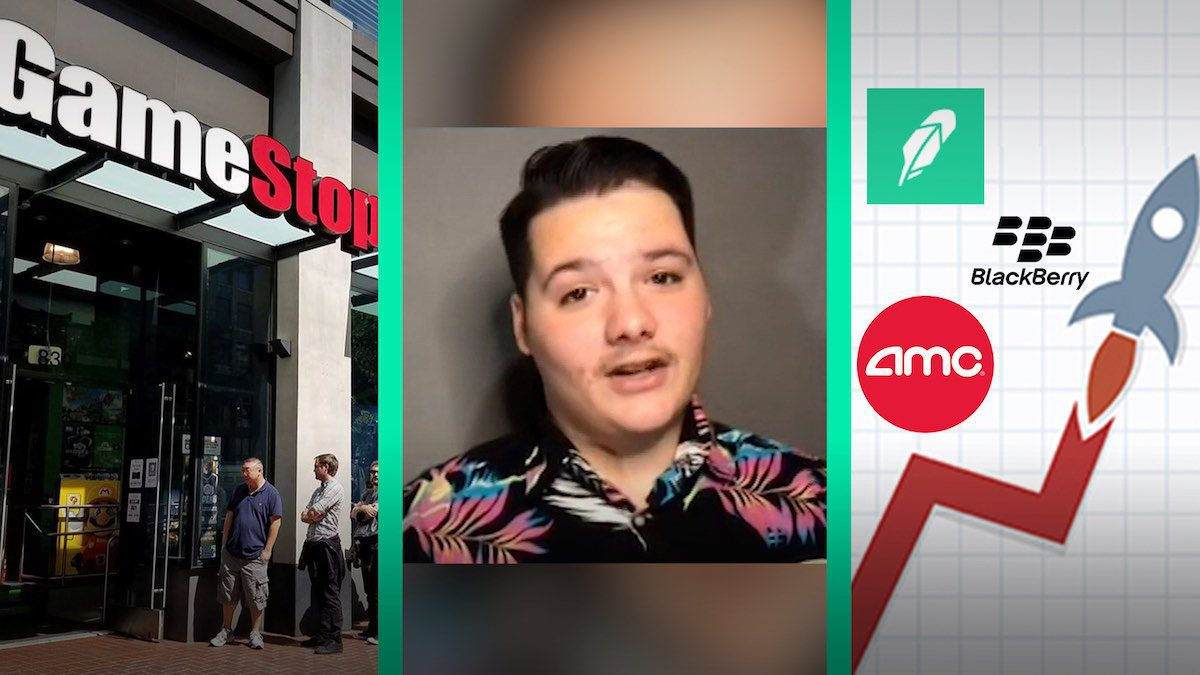 Breaking Down the GameStop Stock Madness