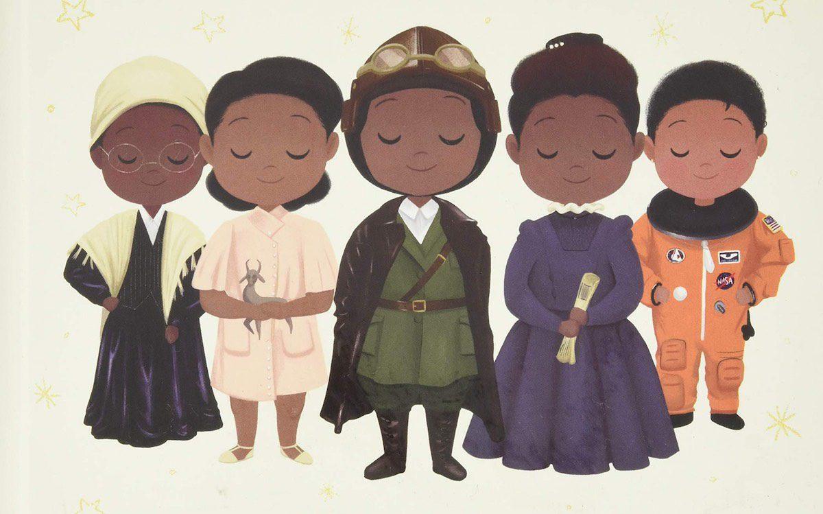 #YRreads 'Bold Women in Black History'