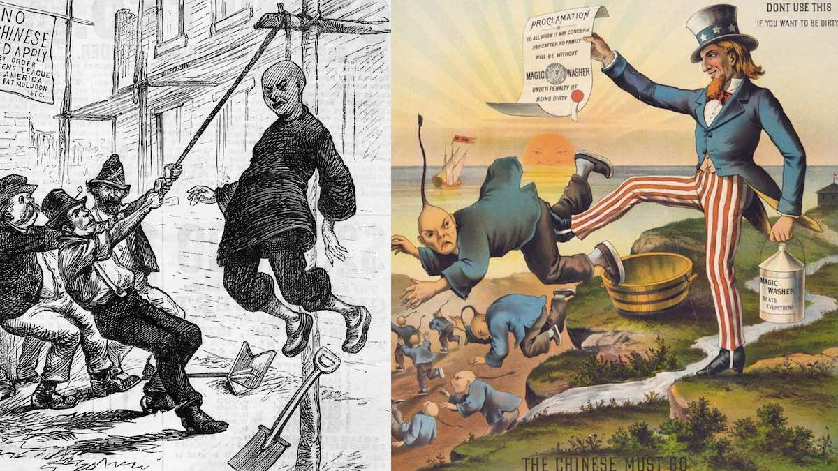 Anti-Asian Hate: Can the U.S. Learn from Its Past?