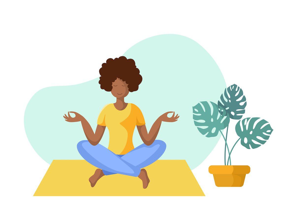 The Guided Meditation We Need Now (Thanks, Yoga Guru Jessamyn Stanley!)