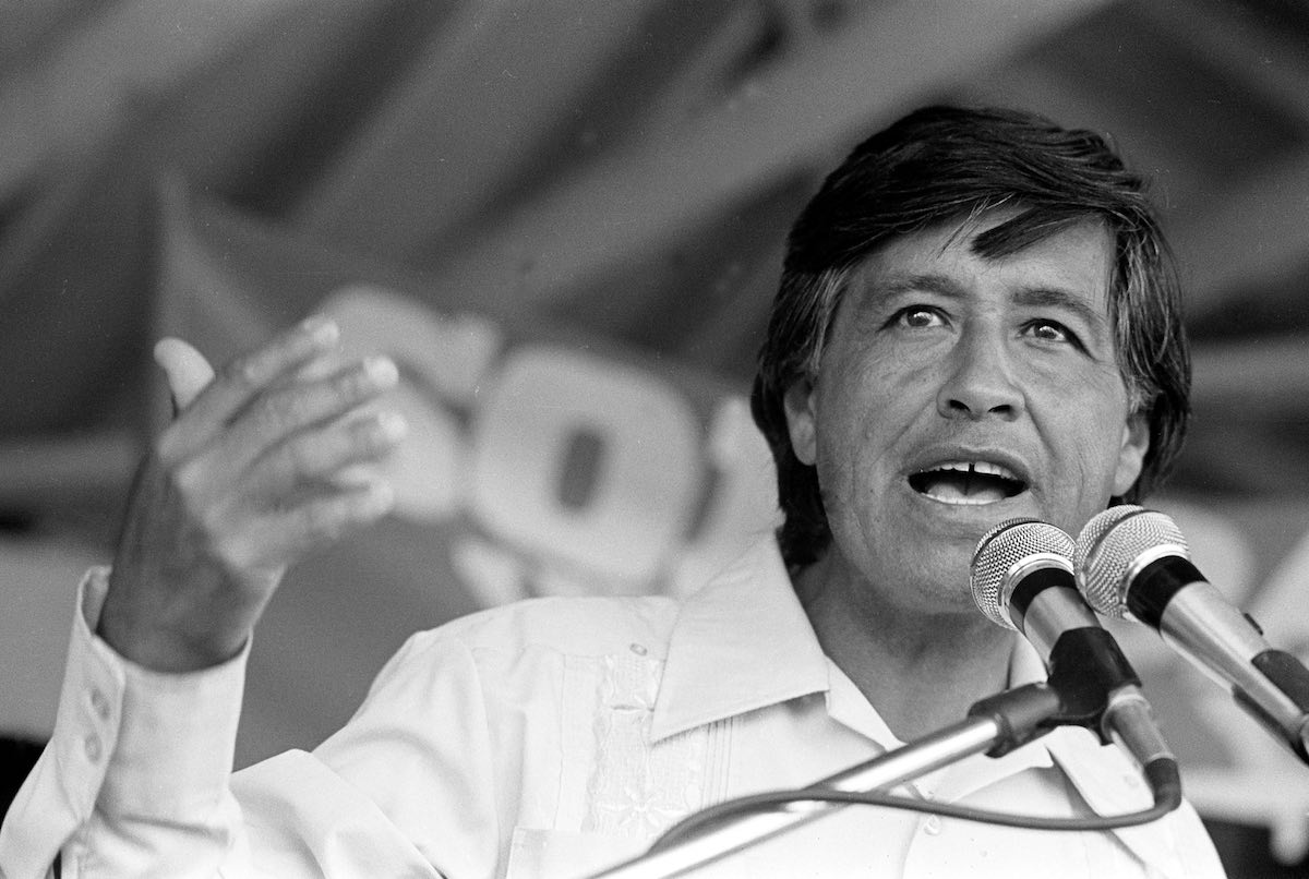 What You Didn't Know About Cesar Chavez