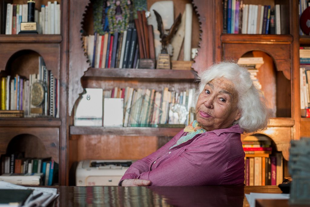 I'm a Young Arab Feminist Thanks to Nawal el Saadawi