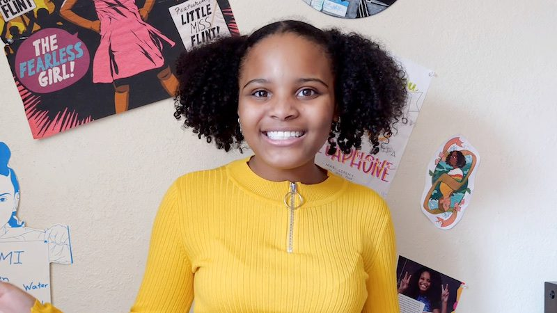 Little Miss Flint's Call to Action Against Environmental Racism