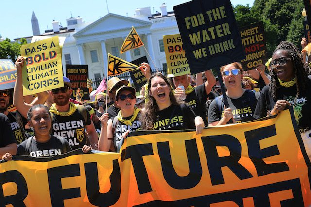 As Pacific Northwest Broils, Young People Beg Biden for Climate Action
