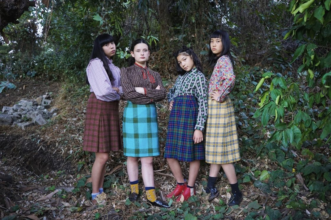 The Linda Lindas Are the Breath of Fresh Air Rock Needs