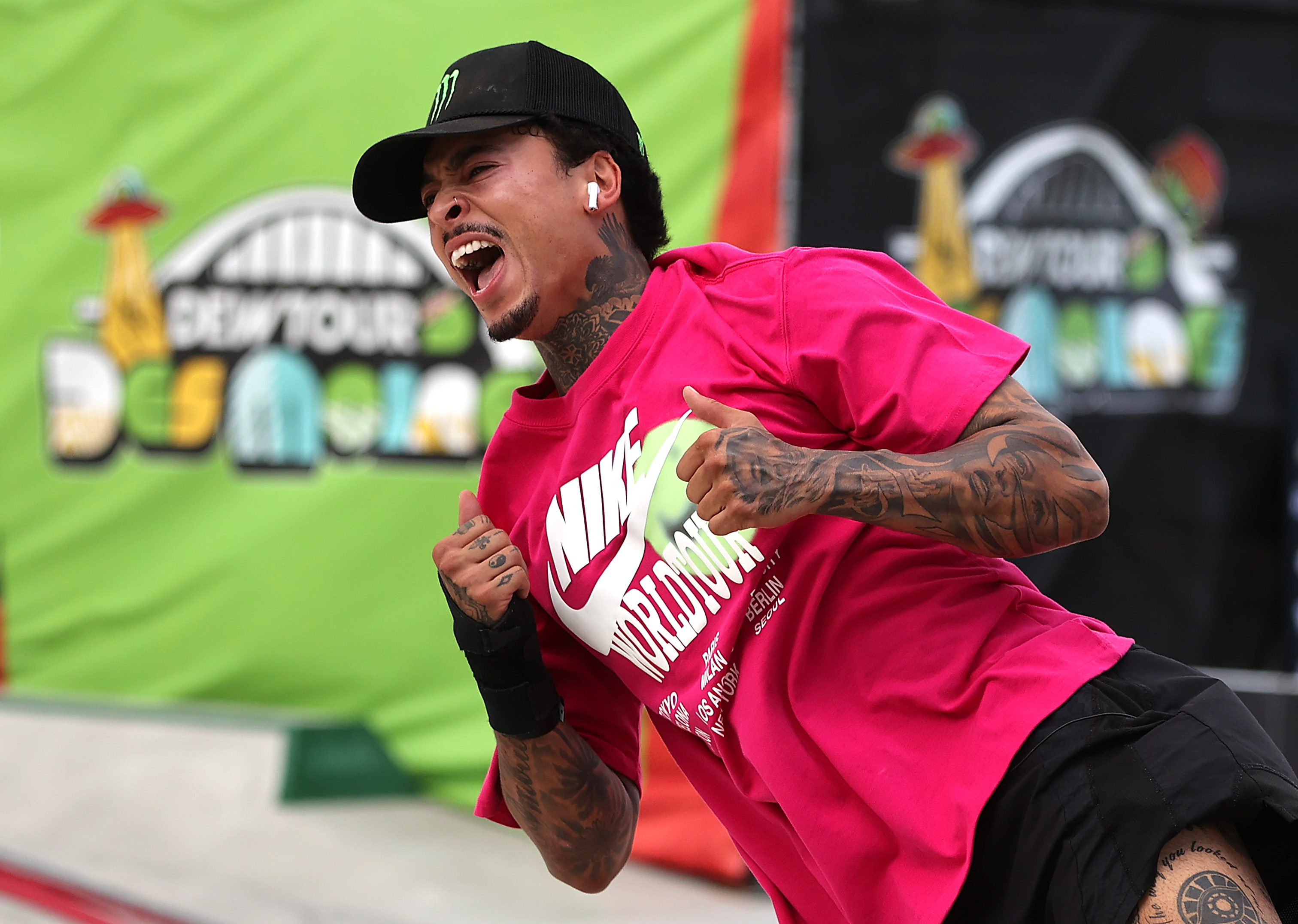Nyjah Huston on Olympic Skateboarding Debut, Success at an Early Age