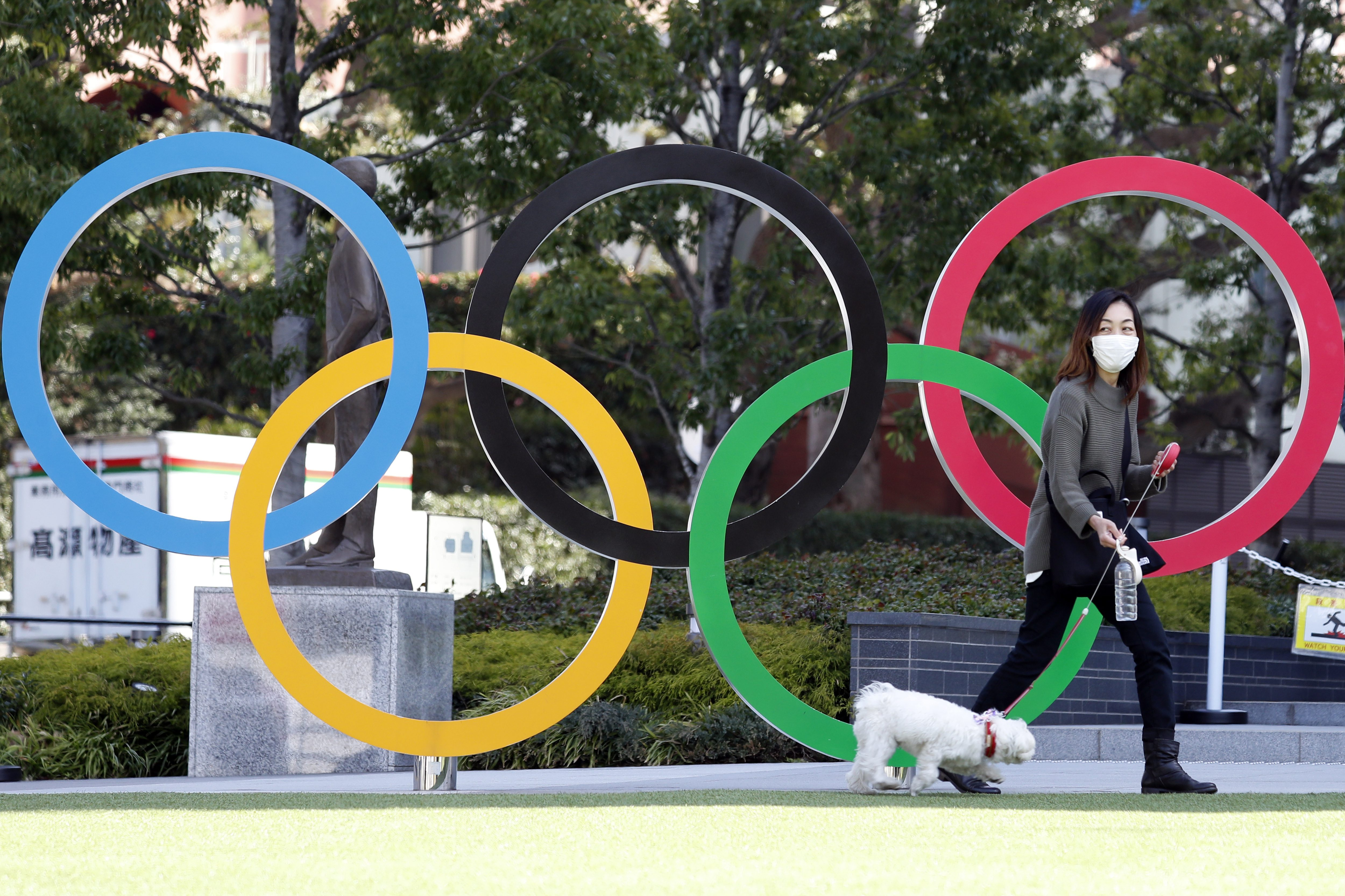 The Tokyo Games Are Here, Japan Doesn't Want Them