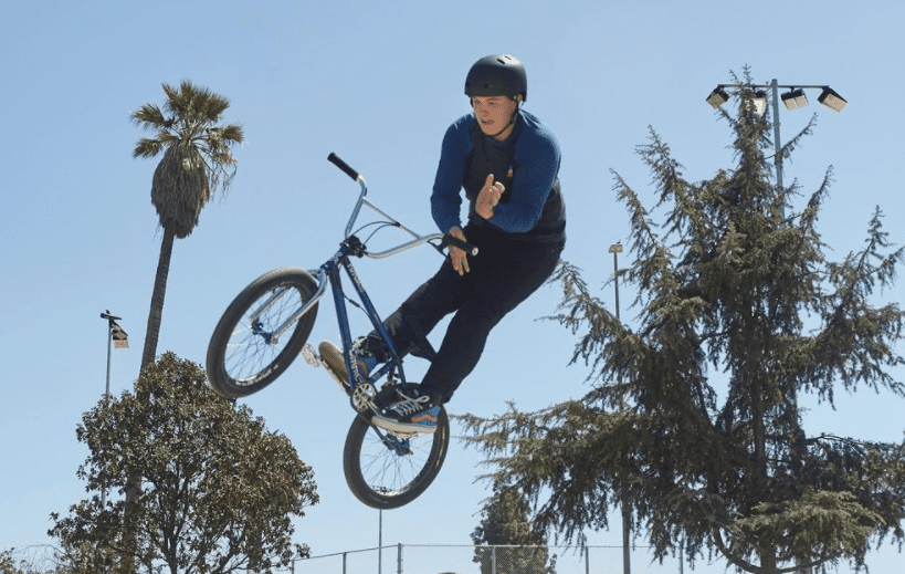 Hannah Roberts and BMX Freestyle Make Debut at Olympics