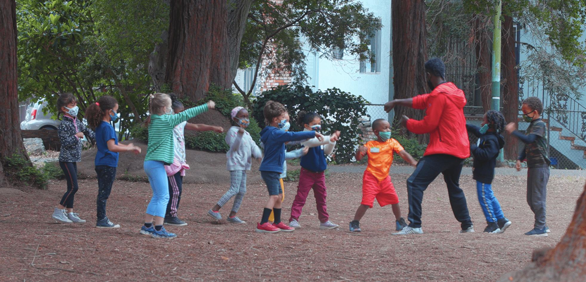 Martial Arts Program Creates Community, Confidence in Children