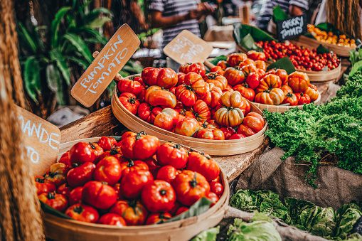 Chicago Students Battle Food Insecurity with Farmers Market