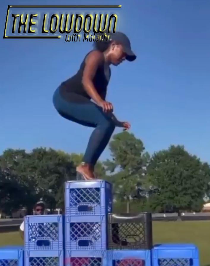 The Lowdown: Milk Crate Challenge: Dangerous or Hilarious?