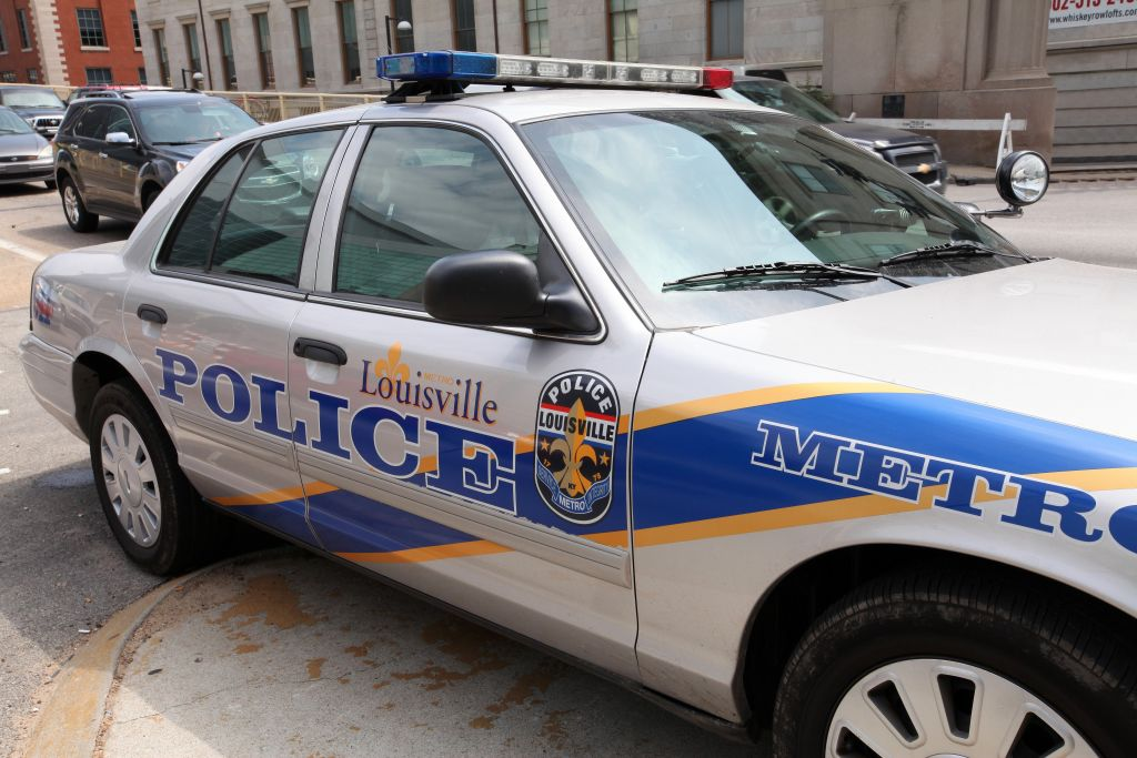 Louisville Officer Pleads Guilty to Abusing Protestor