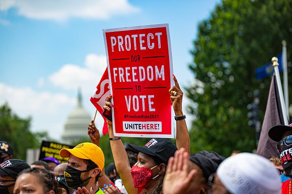 DOJ Settles Voting Rights Lawsuit with New Jersey