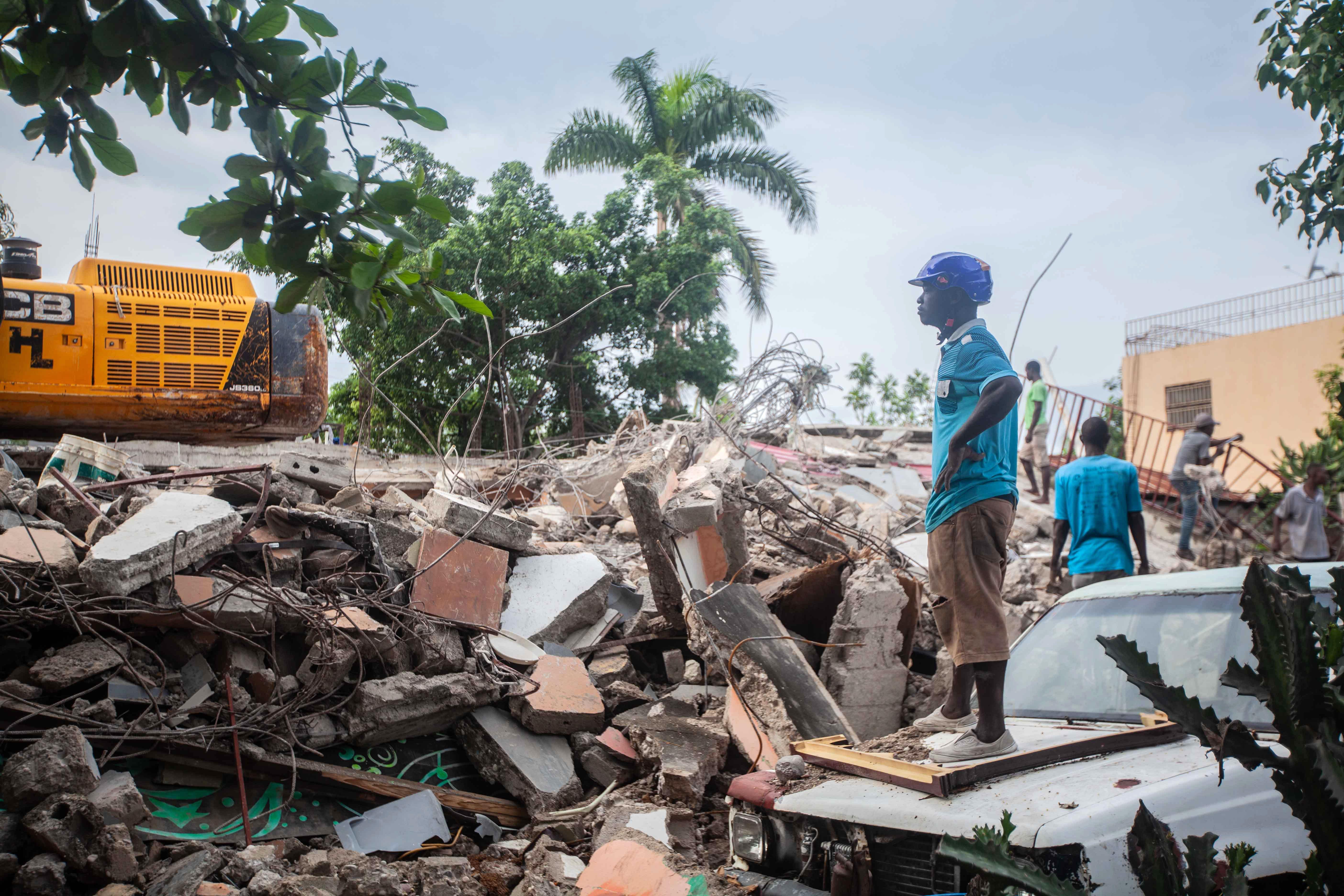 Naomi Osaka Pledges Funds for Haiti Earthquake Relief