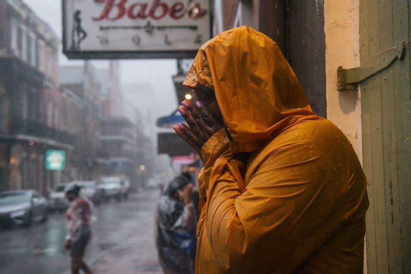 How Hurricane Ida Hit Black Young Adults Hard