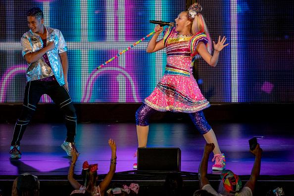 JoJo Siwa Makes 'Dancing With the Stars' History
