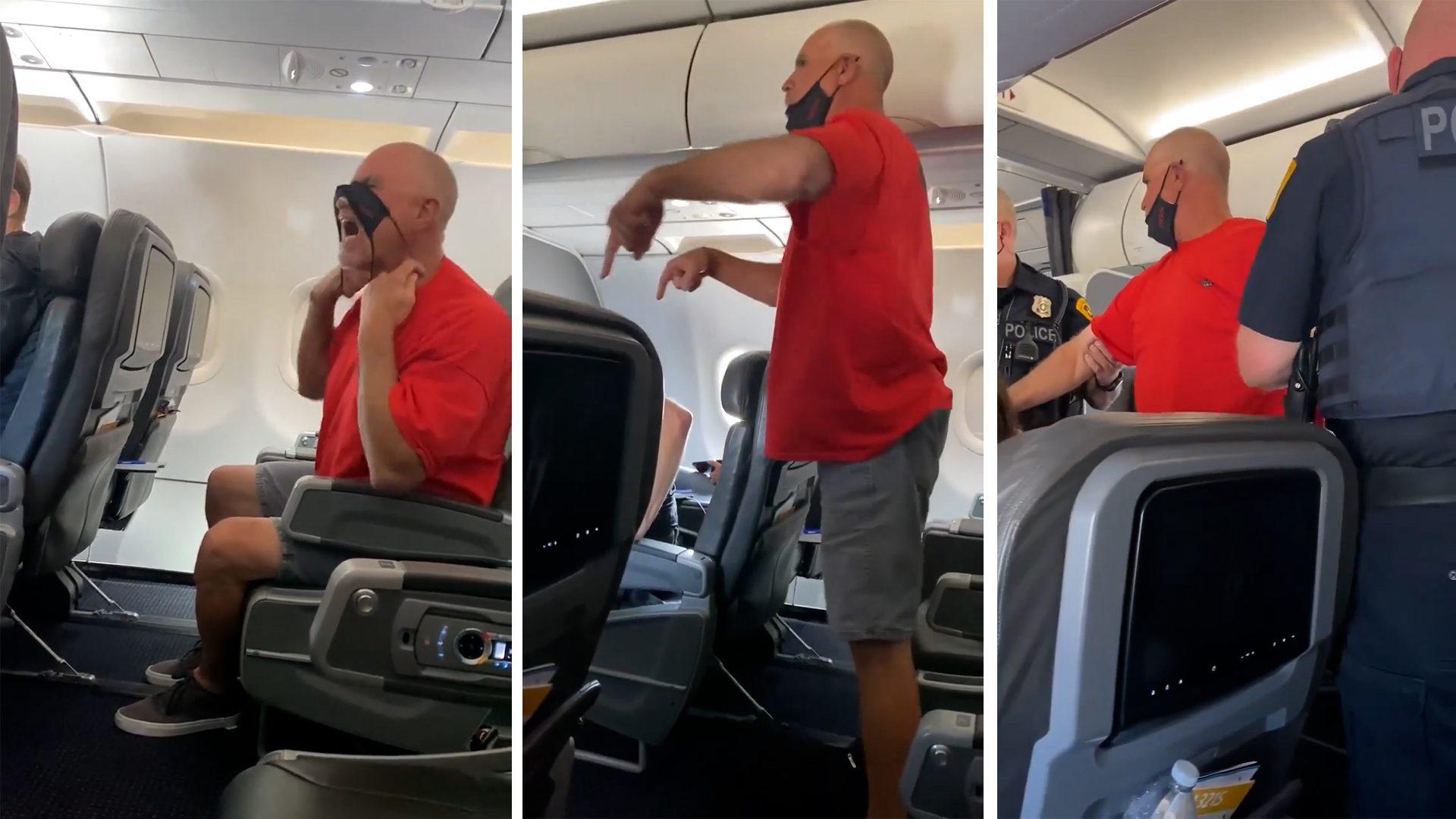 The Lowdown: 2021's Airplane Drama Continues!