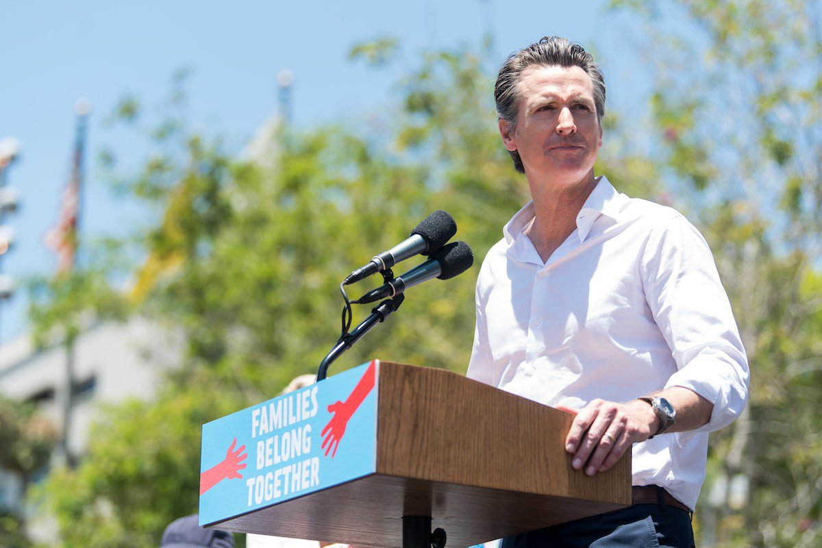 California Voters Remain Divided on Governor Newsom Recall