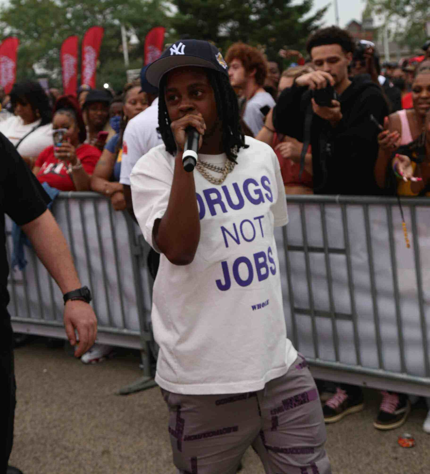 Historic Music Festival Empowers Millennials To Diversify Marijuana Industry