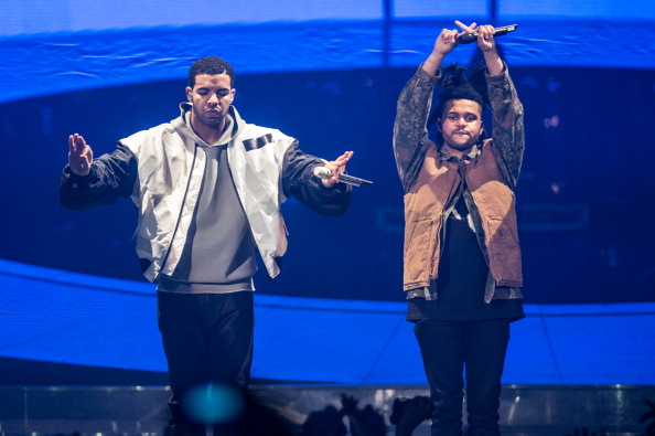 Study Drake and The Weeknd In College