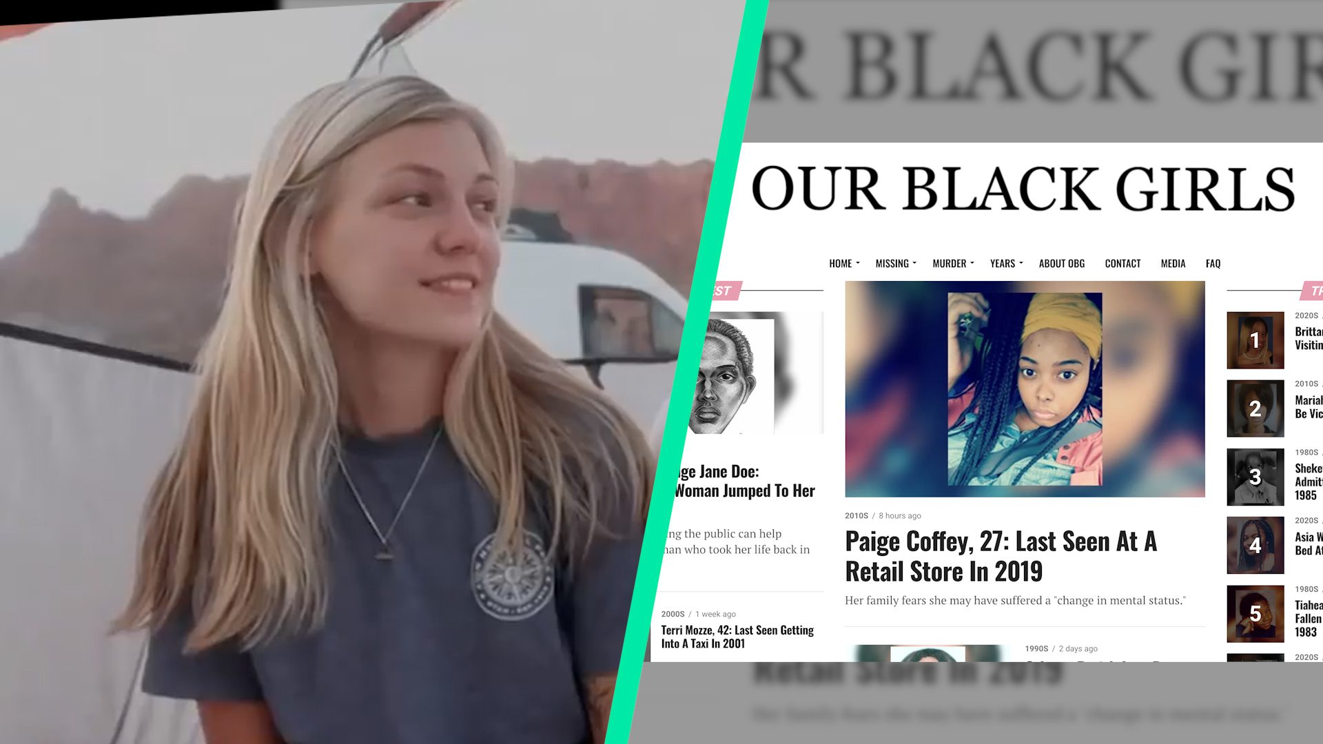 Missing White Woman Syndrome
