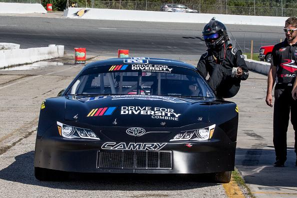 HBCU Student Dominates as NASCAR Driver